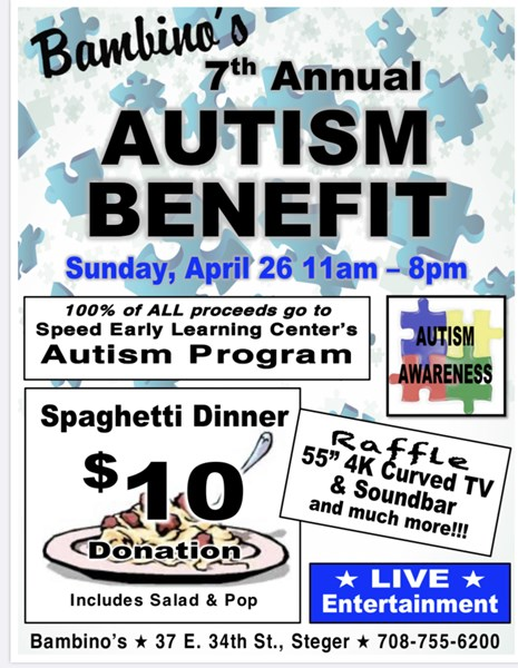Bambino's 7th Annual Autism Benefit